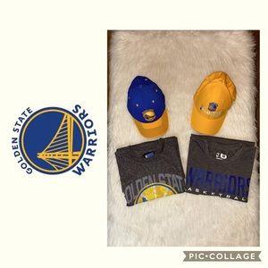 Golden State Warriors Bundle *NWOT* 😎